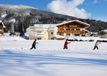 cross-country skiing Austria